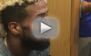 Odell Beckham Jr. Talks Lena Dunham