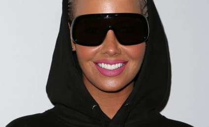 Amber Rose on Rob Kardashian & Blac Chyna: They Have a Great Vibe!
