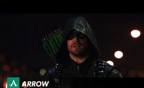 Arrow Season 4 Episode 3 Promo: Never Double Down