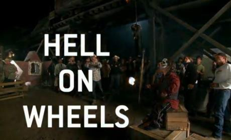 The Lone Ranger 'Hell on Wheels' Featurette