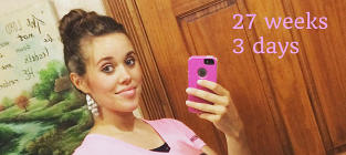 Jessa Duggar: Pissed That No One Cares About Her Pregnancy!