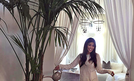 Kourtney Kardashian is Doing Just Fine, Thank You Very Much!