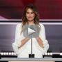 Melania Trump RNC Speech: Ganked from Michelle Obama?