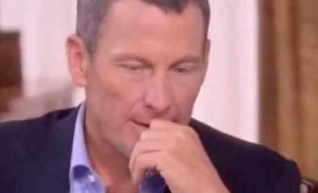 Lance Armstrong Oprah Interview (Part 1)