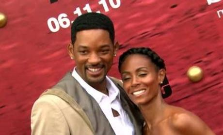 Will Smith and Jada Pinkett Smith: On a Trial Separation?