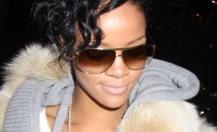 Rihanna and Chris Brown Sort of Broken Up Again