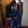 Meek Mill Kisses Nicki Minaj