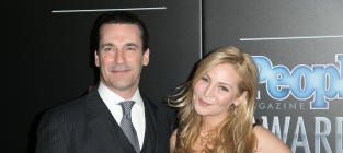 Jon Hamm and Jennifer Westfeldt: It's Over?
