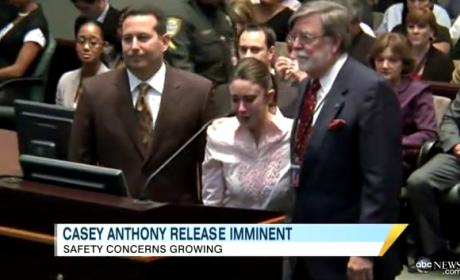 "Jury: Casey Anthony Behavior, Partying ""Heinous"" and ""Disgusting"" ... But Not Evidence"