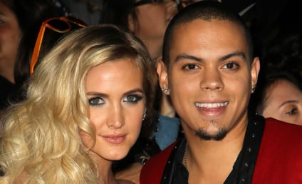 Ashlee Simpson and Evan Ross: MARRIED!
