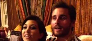 Scott Disick: Lusting After Kourtney Kardashian! Begging to Sleep Over!