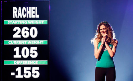 Is The Biggest Loser winner Rachel Frederickson too skinny?