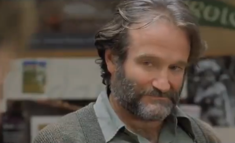 Robin Williams Tribute Video: One Minute, One Spectacular Life