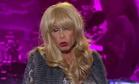 Steven Tyler Drags Out Audition for American Idol