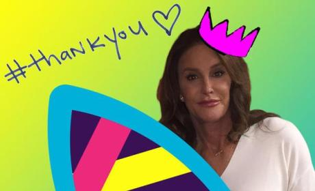 Caitlyn Jenner: Social Media Queen!