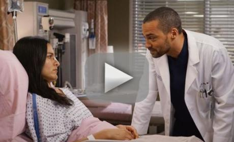 Grey's Anatomy Season 12 Episode 11 Recap: Is It Over?!?