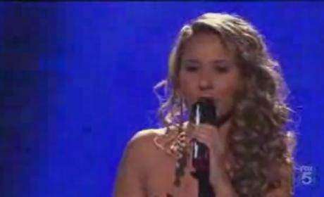 Haley Reinhart: Boring or Roaring?