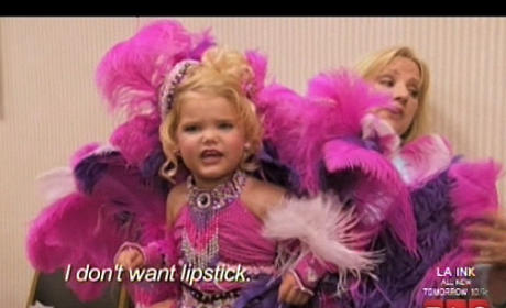 Eden Wood, Toddlers & Tiaras Great, Hearts Selena Gomez, HATES Justin Bieber