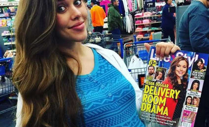 Jessa Duggar Reports: I'm Still Pregnant! Tabloids Are Dumb!