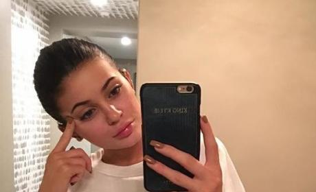 Kylie Jenner: Natural Look