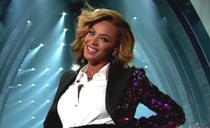 Pregnant Beyonce to Perform at MJ Tribute Concert ... Via Satellite