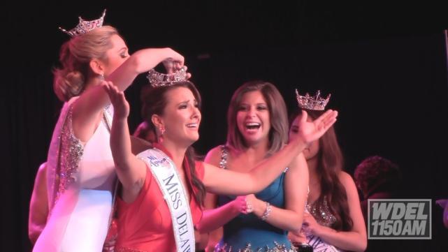 Miss Delaware 2014 Amanda Longacre