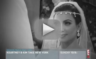 Kourtney and Kim Take New York Finale Preview
