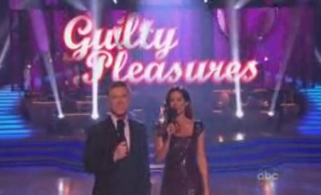 Hanson Performs on Dancing With the Stars