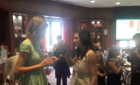 Taylor Swift Documents Bridal Shower Shocker