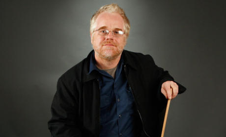 Philip Seymour Hoffman at Work