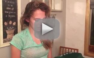 Girl Survives Pumpkin Attack