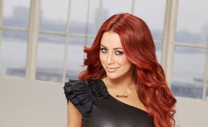 Playboy Honors Aubrey O'Day Nude Photos