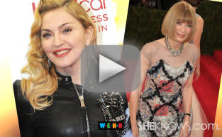 Madonna MET Gala Controversy
