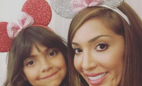 Farrah Abraham and Soph