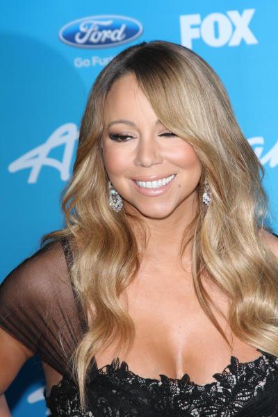 Mariah Carey Red Carpet Photo