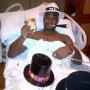 Adrian Peterson Rings in 2012 With Classic Twitpic