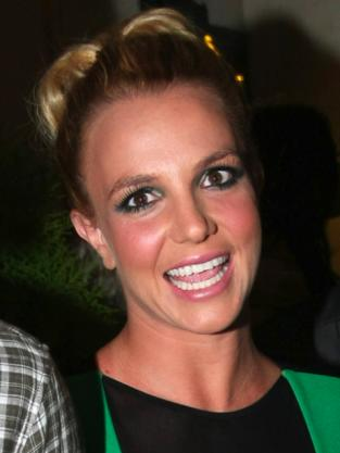 Britney Spears Smiles