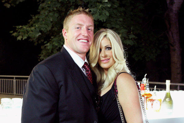 Kim Zolciak and Kroy Biermann