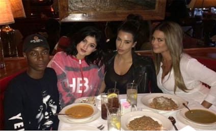 Kim Kardashian to Kylie Jenner: Keep Carbs Away From Me!