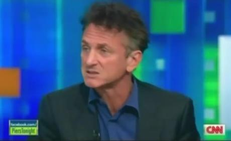 "Sean Penn Labels Tea Party Members Racists Who Want to ""Lynch"" President Obama"