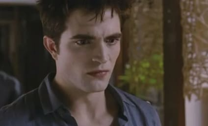 New Breaking Dawn Footage!!!