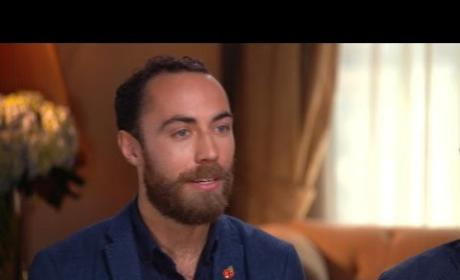 "James Middleton Wants to Be the ""Cool Uncle"" to Prince George, Sibling"