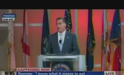 Mitt Romney Booed By NAACP Crowd Over Obamacare Comment