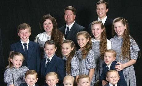 """GLAAD Slams Duggar Family for Associating with """"Dangerous Hate Group"""""""