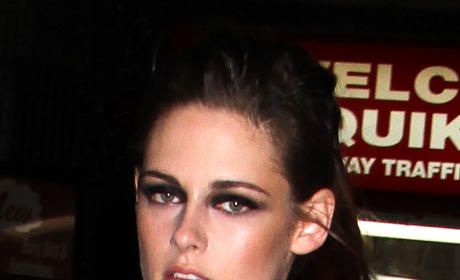 Kristen Stewart Lashes Out at Reporter: You Know Nothing!