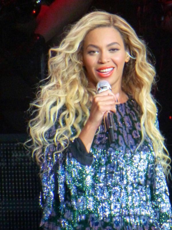 Beyonce - $57 million
