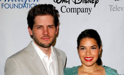 America Ferrera Interview: No Engagement to Ryan Piers Williams