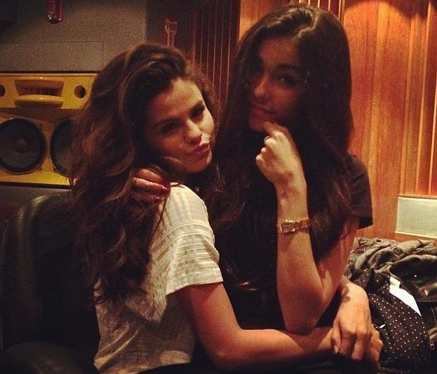 Madison Beer, Selena Gomez