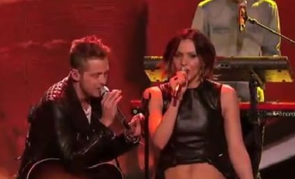 Katharine McPhee Returns to American Idol, Performs with OneRepublic