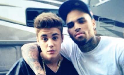 Chris Brown and Justin Bieber: Bromance Alert!